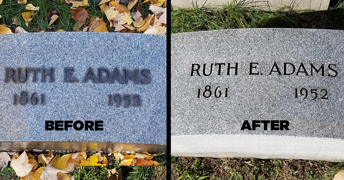 The Importance of Having Your Memorials Properly Cleaned and Restored